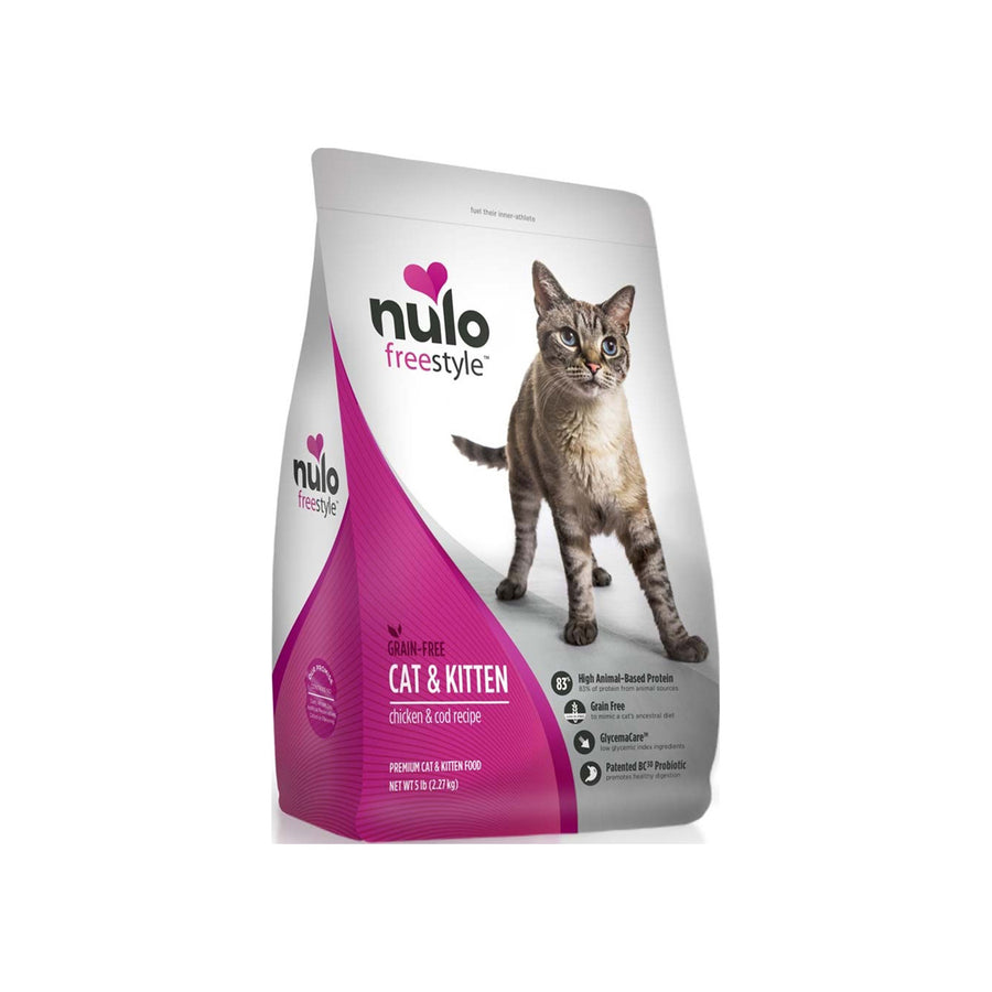 Nulo Cat & Kitten Grain-Free Dry Food