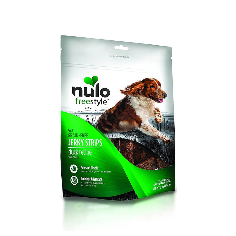Nulo FreeStyle Jerky Strips Dog Treats