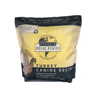 Steve's Real Food Freeze Dried Nuggets for Dogs