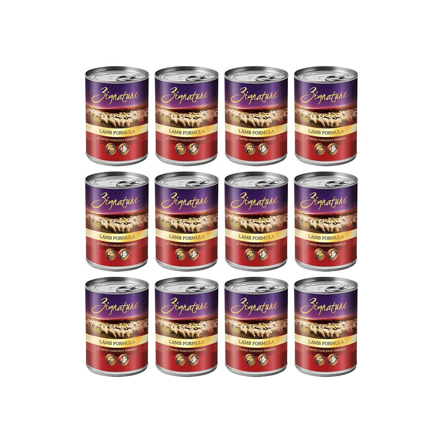 Zignature Limited Ingredient Grain Free Canned Dog Food