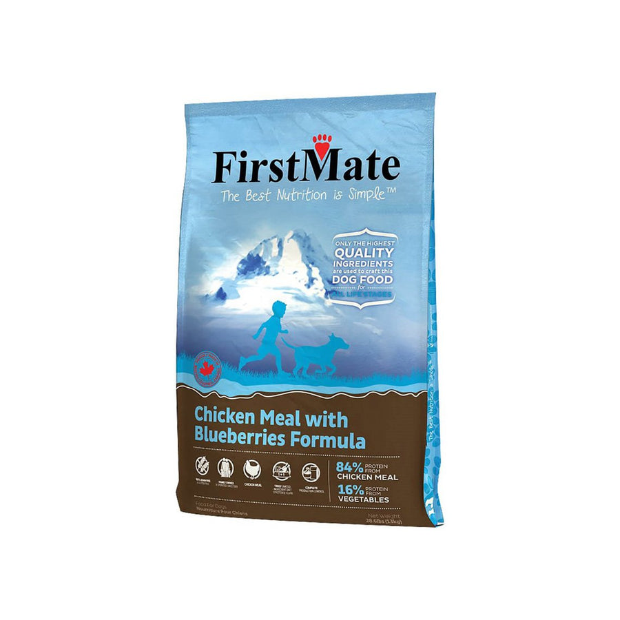 FirstMate Grain-Free Limited Ingredient Dry Dog Food