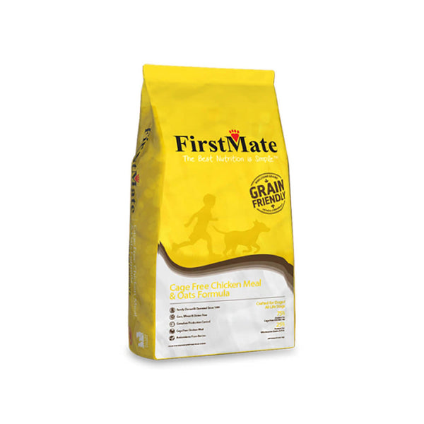 FirstMate Grain-Friendly Potato & Pea Free Dry Dog Food