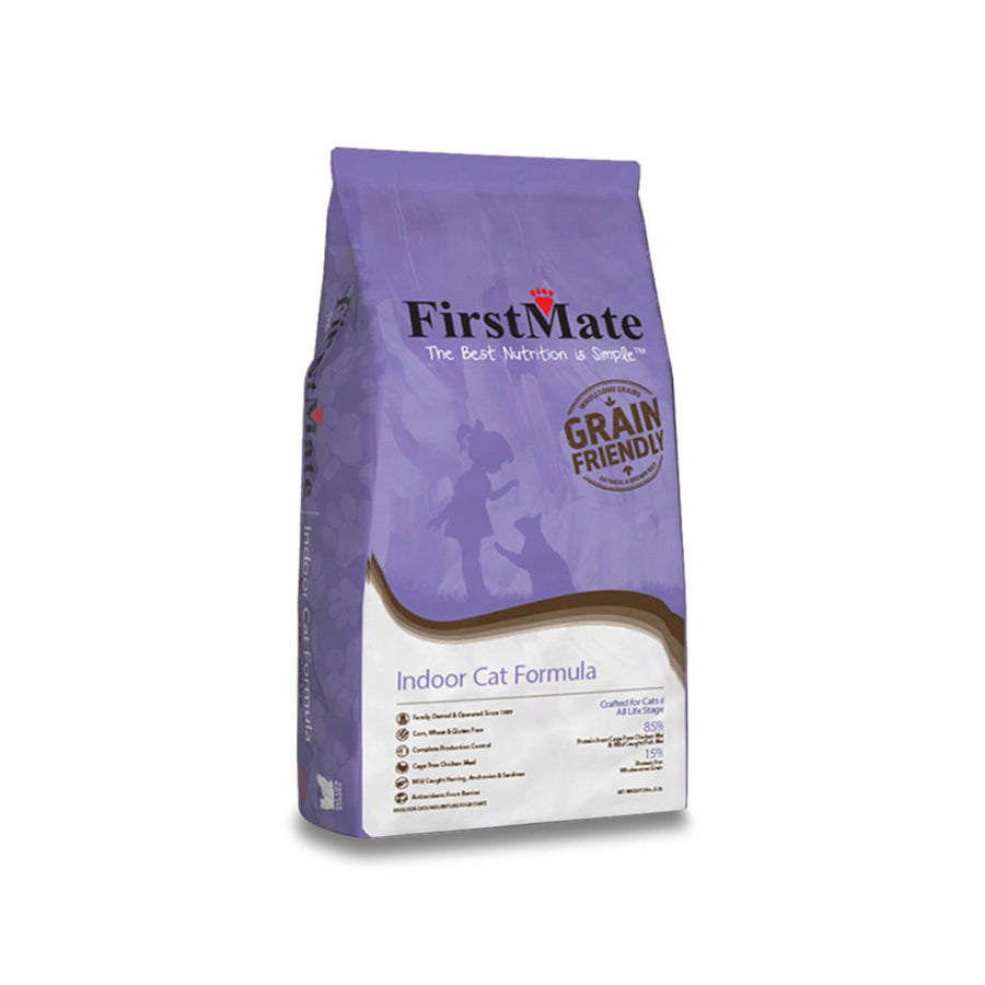 FirstMate Grain-Friendly Chicken & Ocean Fish Dry Cat Food
