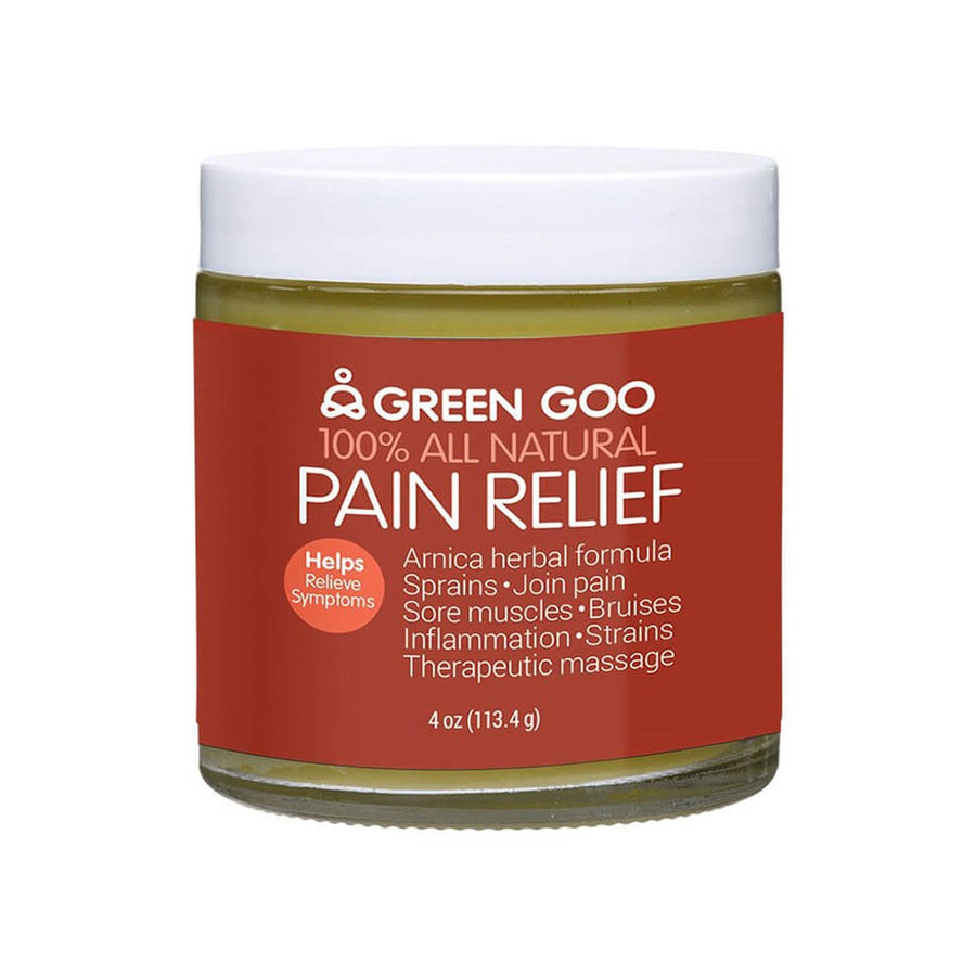 Green Goo Pain Relief Arnica Salve