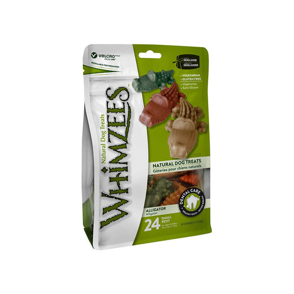 Whimzees Vegetarian Dental Chews for Dogs