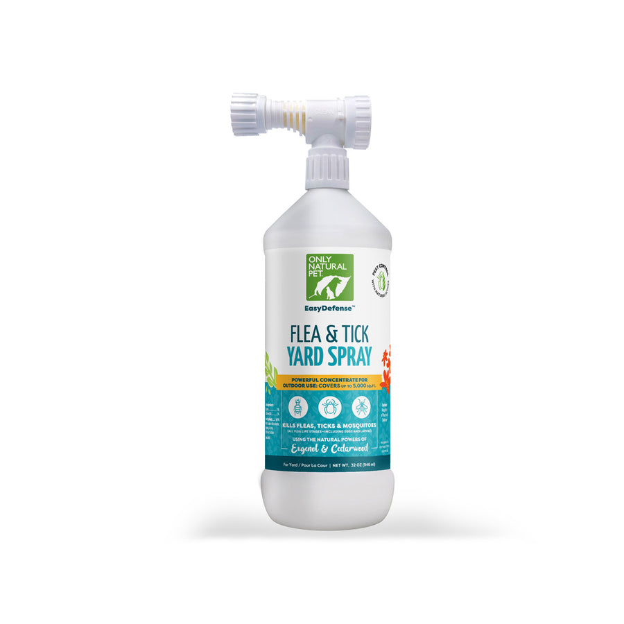 Only Natural Pet EasyDefense Flea & Tick Yard Spray