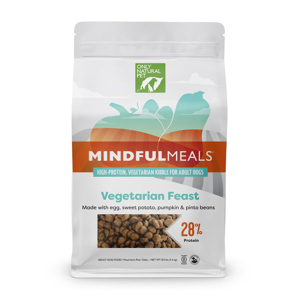 Only Natural Pet MindfulMeals Vegetarian Feast Dog Food