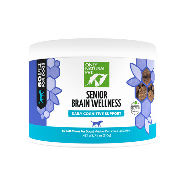 Only Natural Pet Senior Brain Health