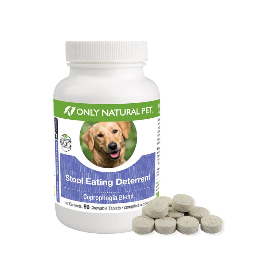 Only Natural Pet Stool Eating Deterrent Coprophagia Blend