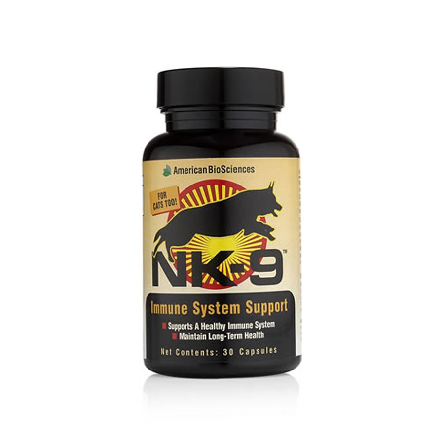 American Biosciences NK-9 Capsules Bottle