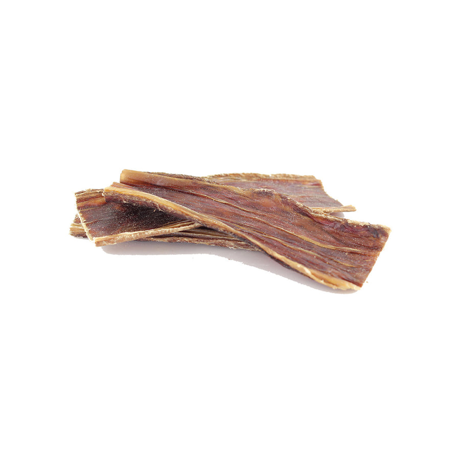 Only Natural Pet Free Range Beef Stripes Air Dried Jerky Dog Treats
