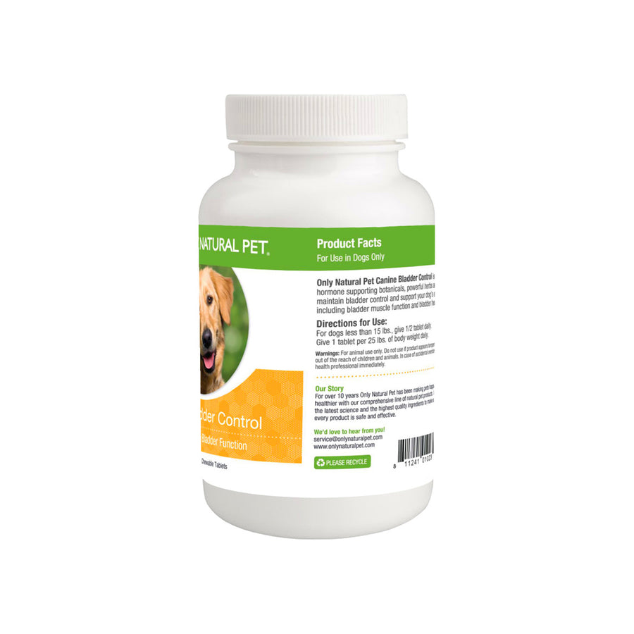 Only Natural Pet Canine Bladder Control for Dogs