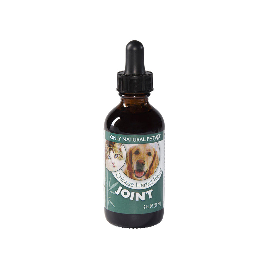Only Natural Pet Joint Chinese Herbal Blend Mobility Formula for Dogs & Cats