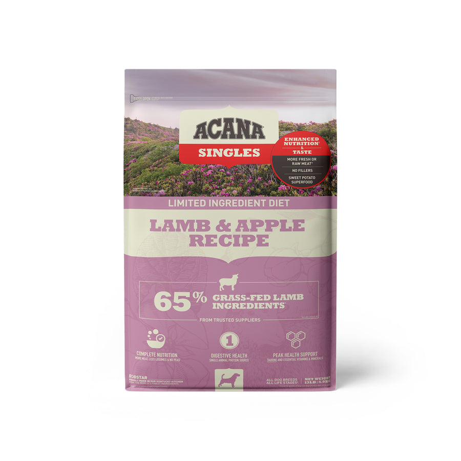 Lamb & Apple