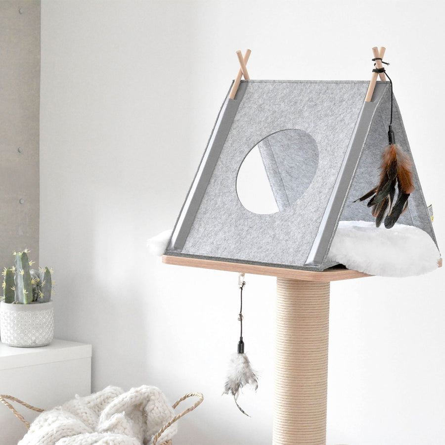 Beonebreed Cat Tipi Bed