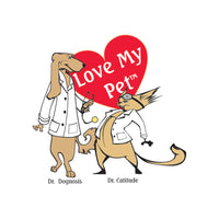 LoveMyPet Stinky Ear Oil