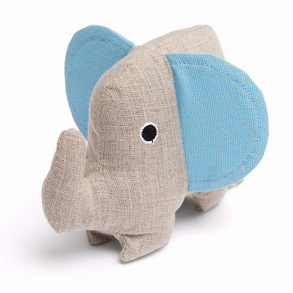Only Natural Pet Hemp Elephant Dog Toy