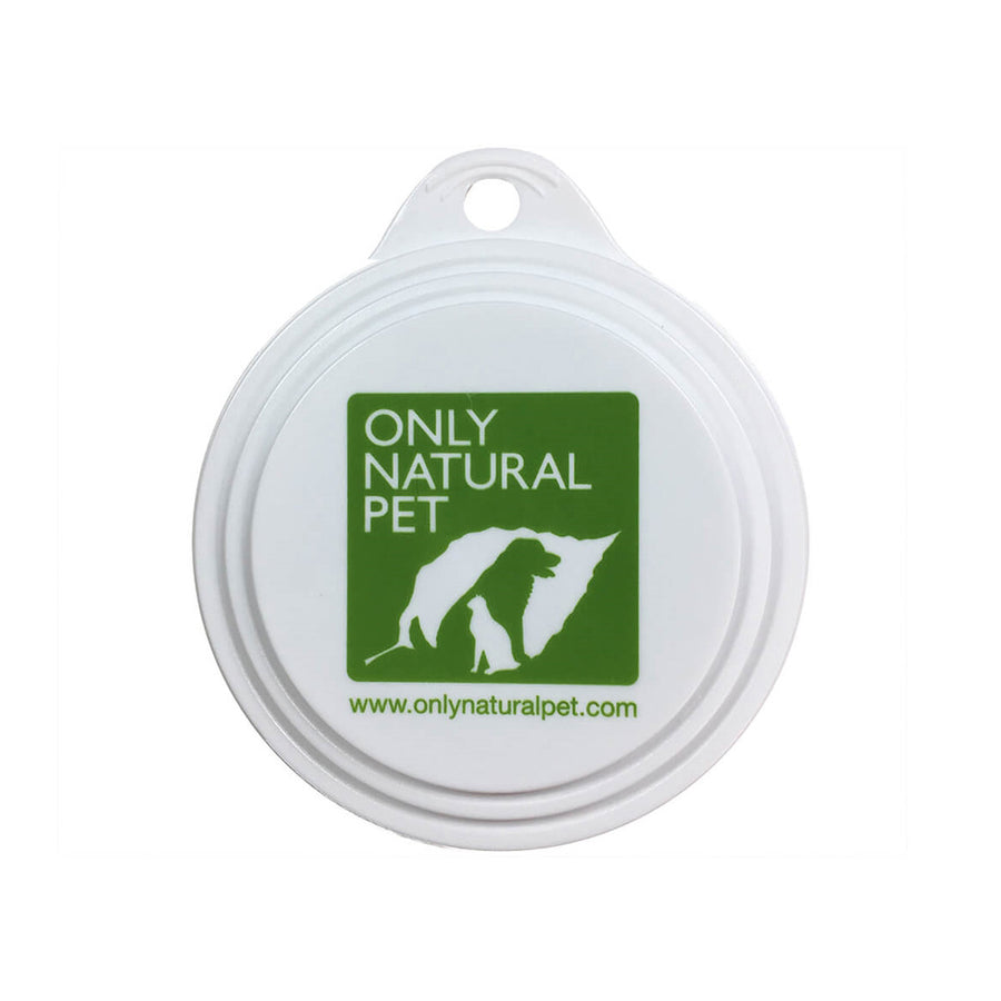 Only Natural Pet Store Reusable Canned Pet Food Lid