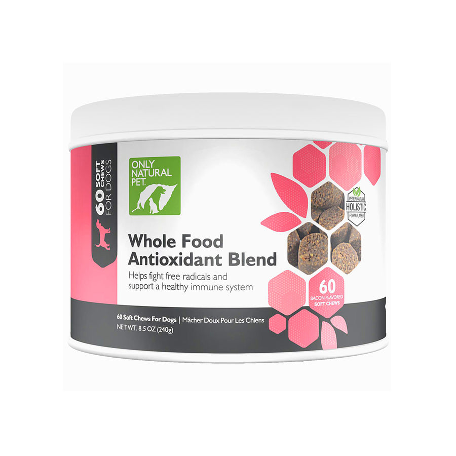 Only Natural Pet Whole Food Antioxidant Blend for Dogs & Cat