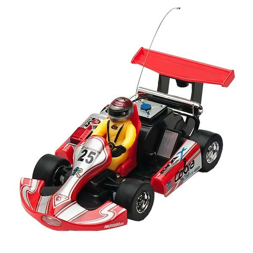 RC Mini Go Kart Red