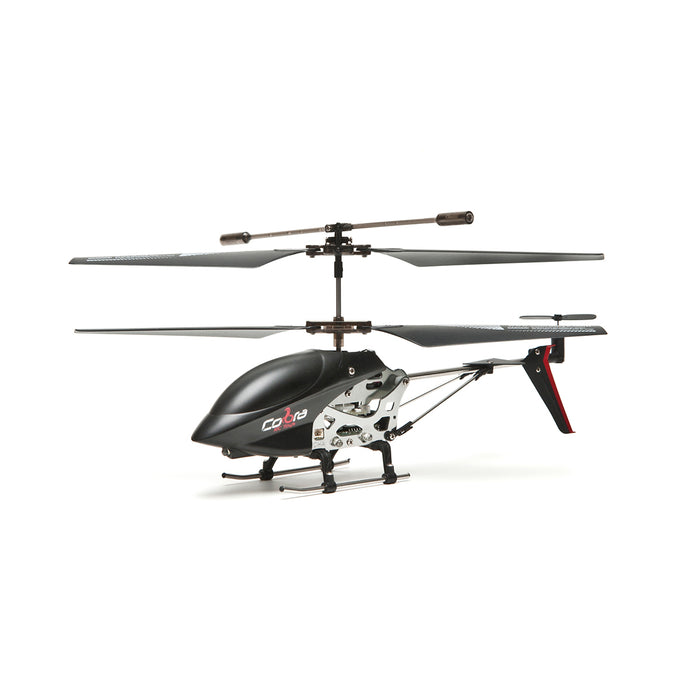 Matte Black RC Helicopter (908720)