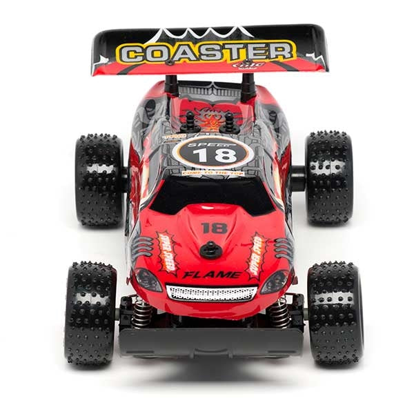 Dust Maker RC Racer Red Front