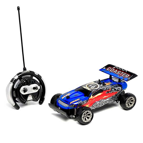 Dust Maker RC Racer Blue with Remote