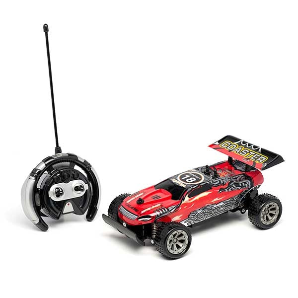 Dust Maker RC Racer Red with Remote