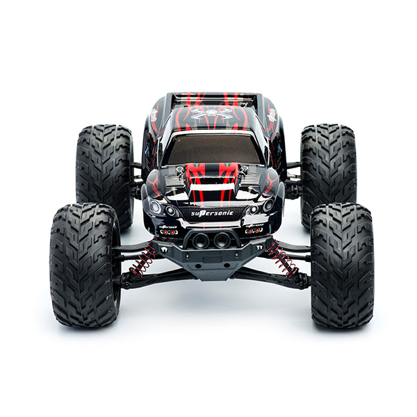 RC Monster Truck Front