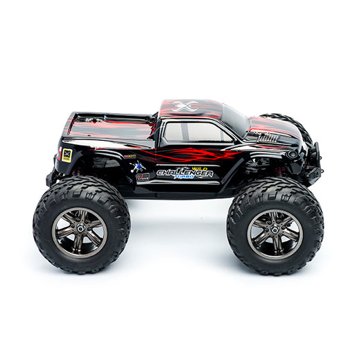RC Monster Truck Side