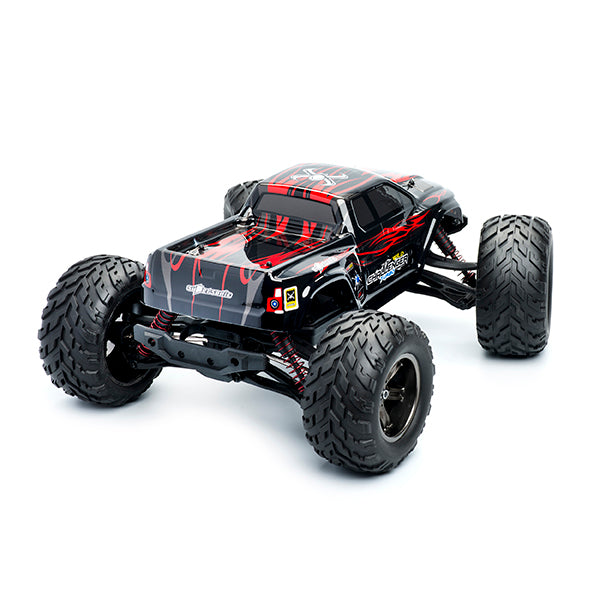 RC Monster Truck Back