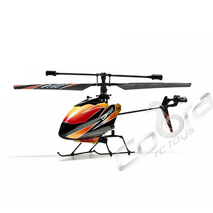 Cobra 4 Ch 2.4G Single Rotor Helicopter 908911