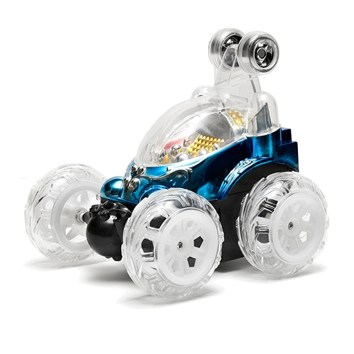 RC Car New Luna Stunt Blue