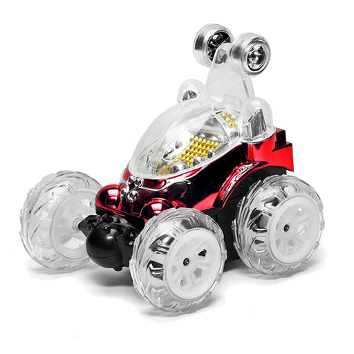 RC Car New Luna Stunt Red