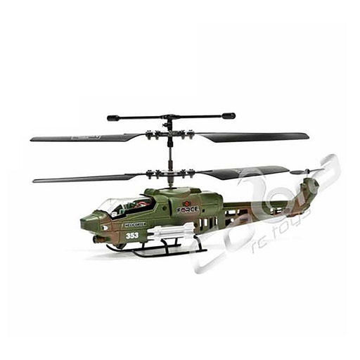 RC fighting helicopter