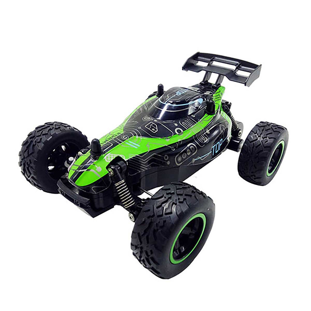 RC dust maker racer