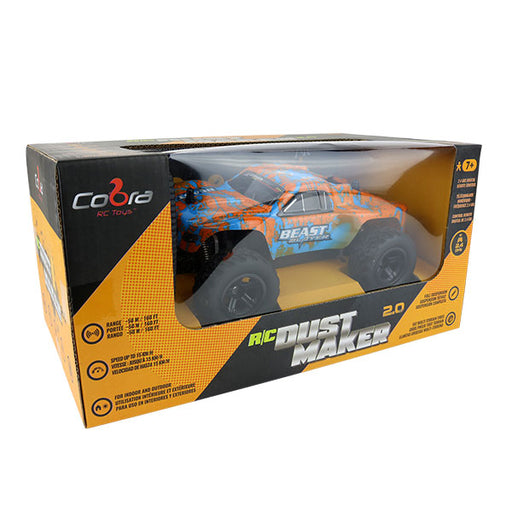 Dustmaker 2.0 Car - Baja Truck Box