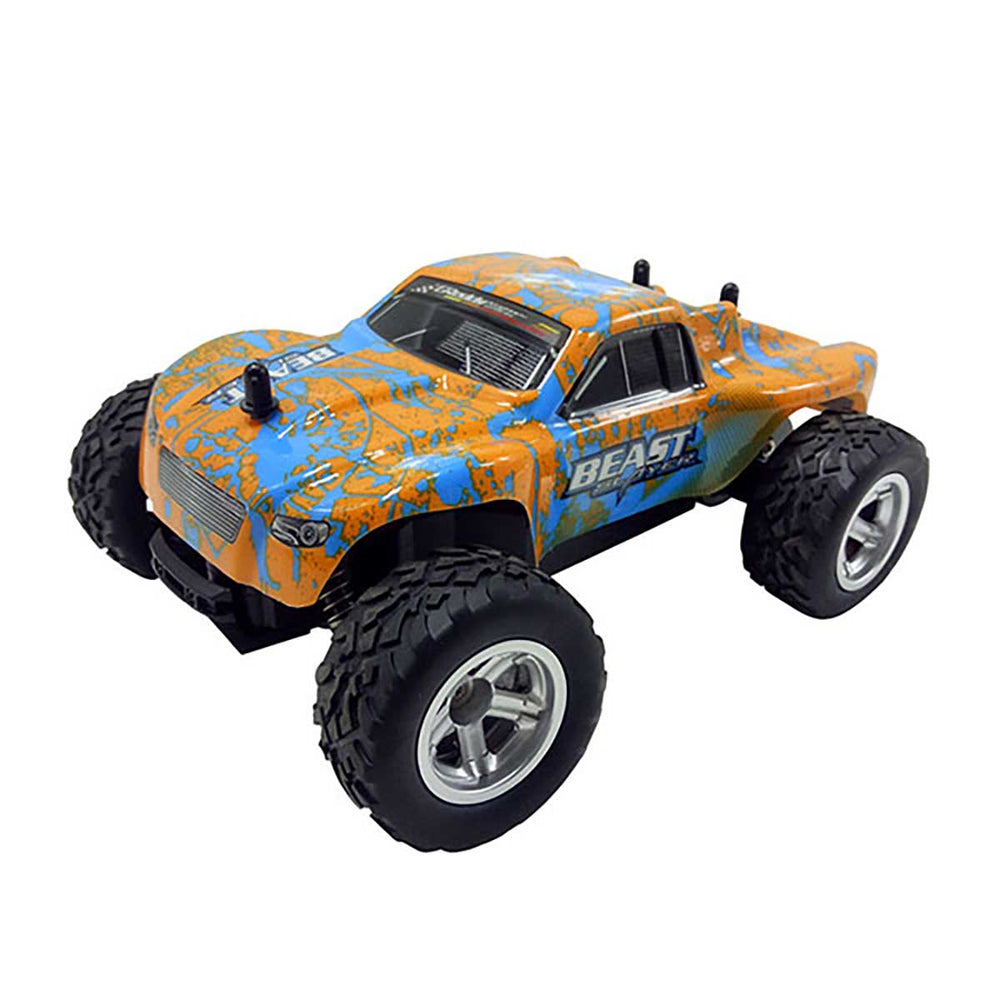 rc dust maker baja truck