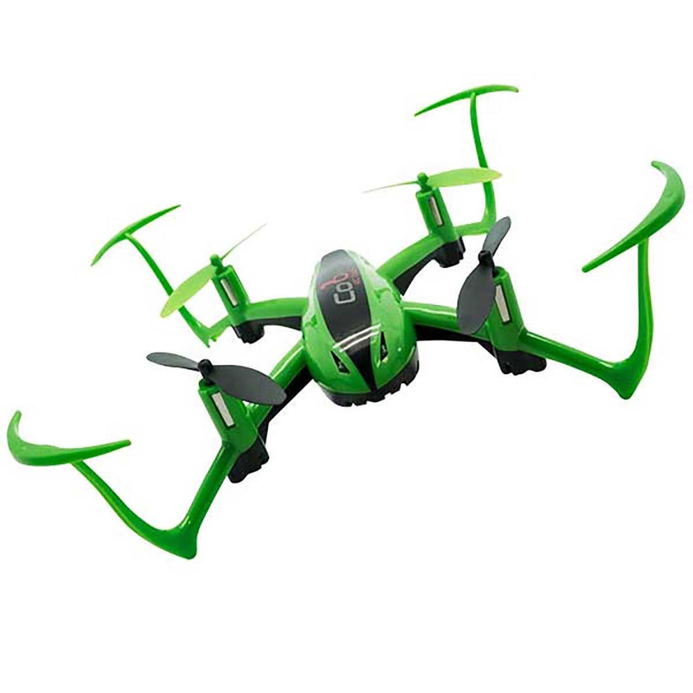 Cobra RC Toys 2.4GHZ Flight Stunt Drone