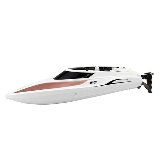 rc racing boat h102
