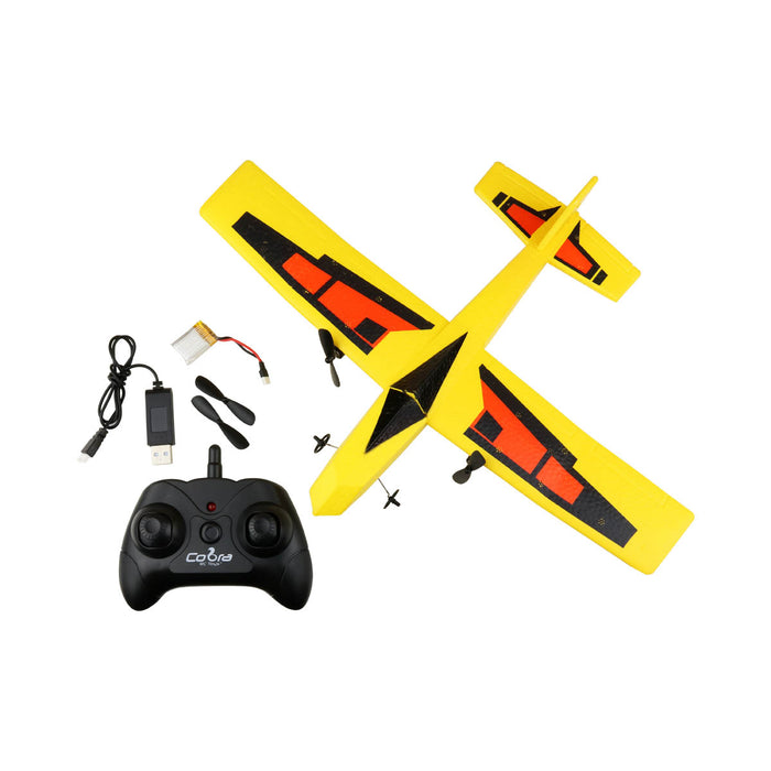2.4 GHz E-Glider 2.0 with controller and parts
