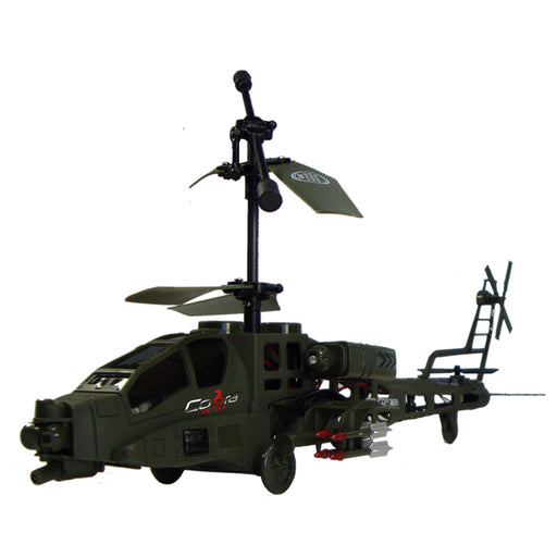 Cobra RC Helicopter Army