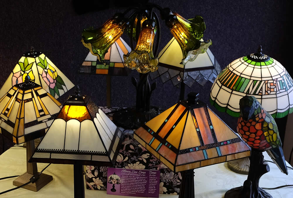 The Story Behind Memory Lane Lamps