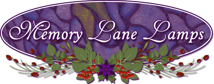 Memory Lane Lamps | Bereavement & Sympathy Gifts