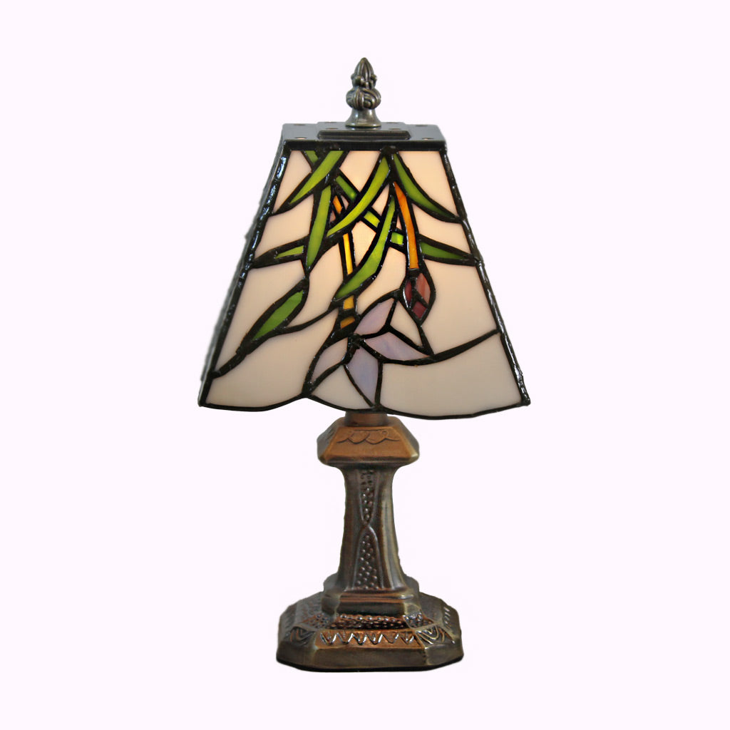 Blue Grass Tiffany Table Lamp