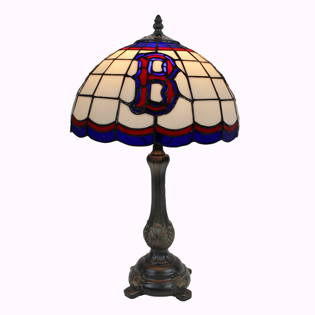 Boston Red Sox Tiffany Lamp