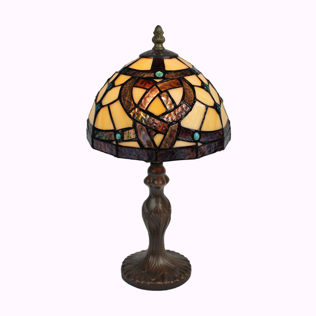 Celtic Pathway Tiffany Lamp