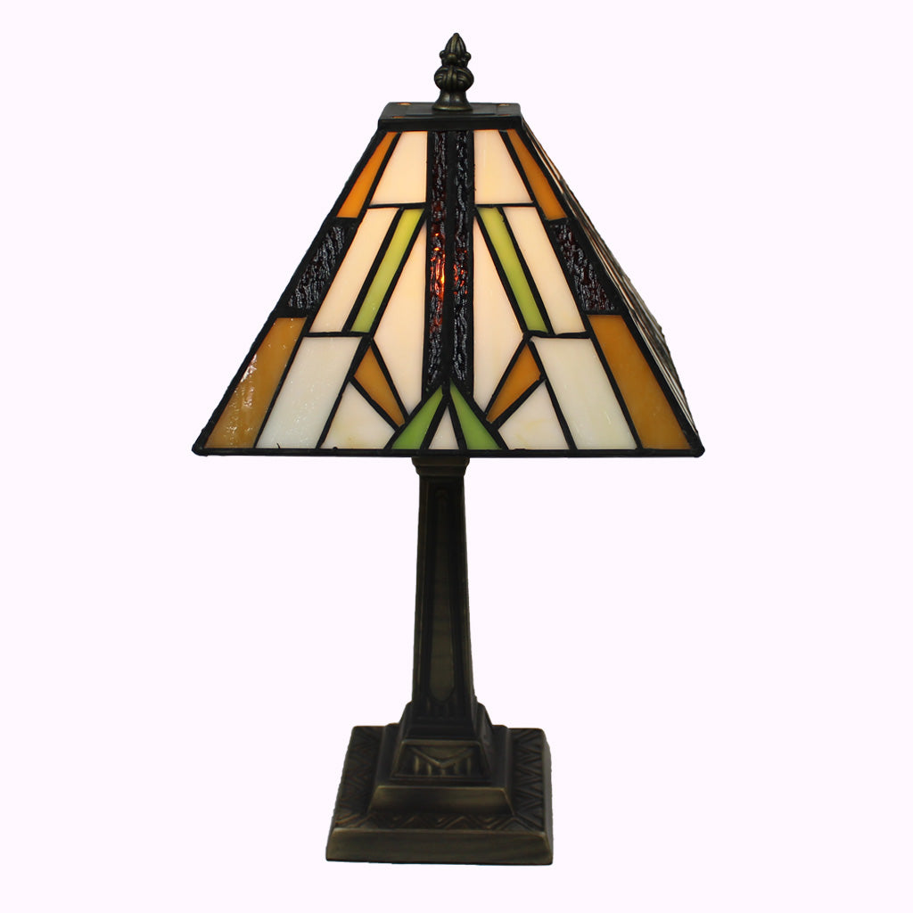Indian Mission Table Lamp