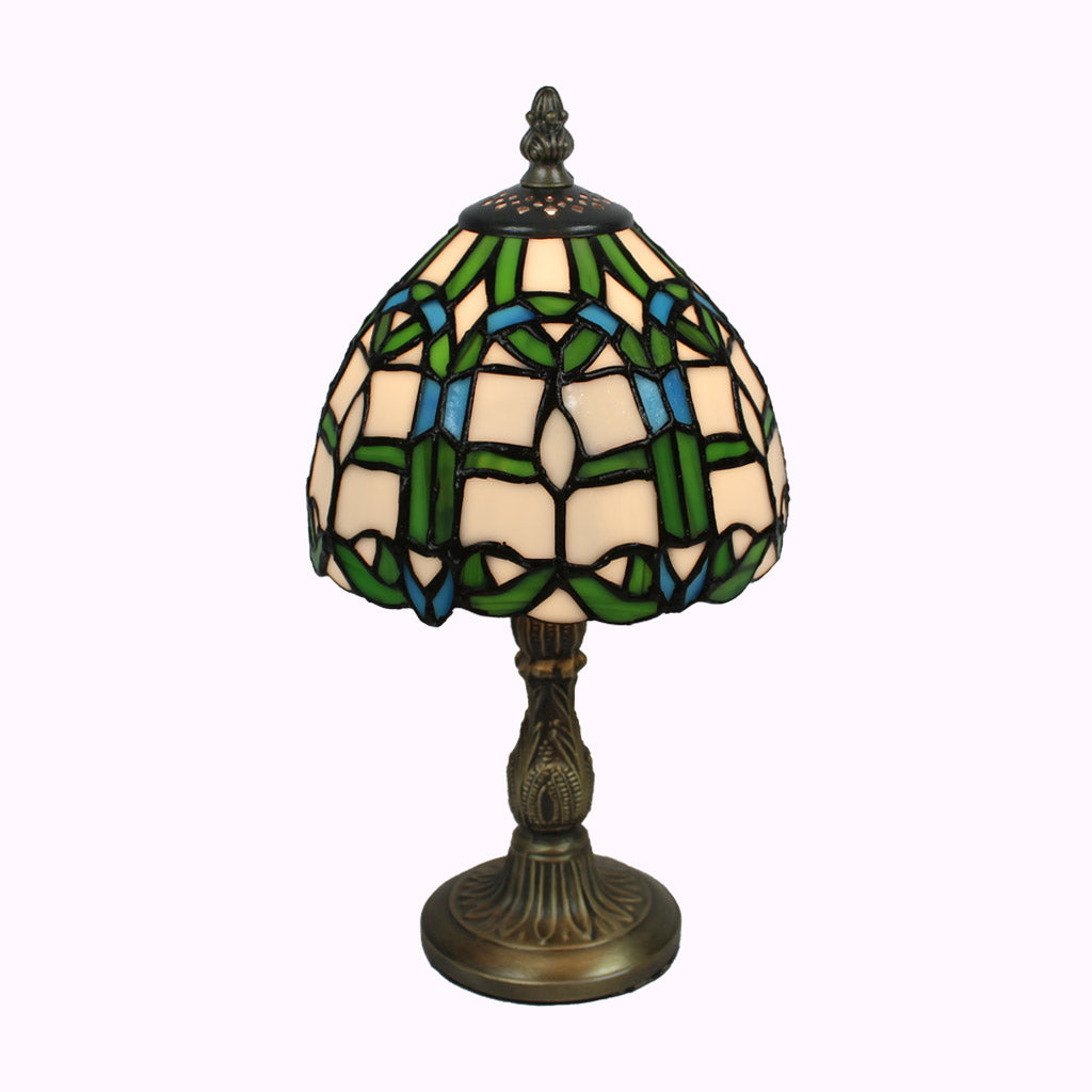 Irish Delight Tiffany Accent Lamp