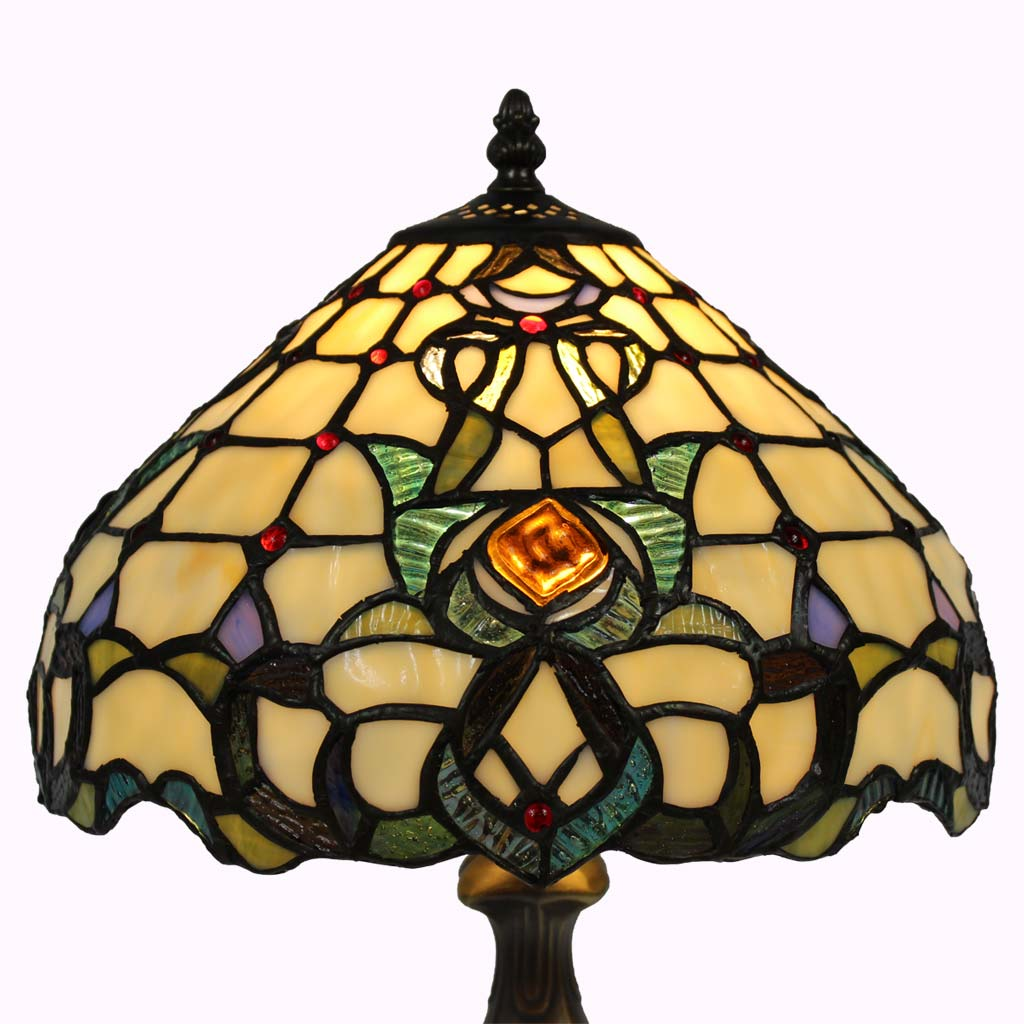 Large Dublin Tiffany Table Lamp